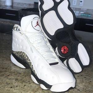 "Men Air Jordans ""Love & Respect Edition Retro 13"""